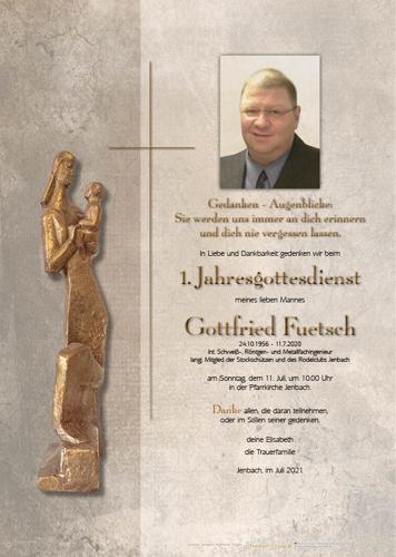 Parte von Gottfried Fuetsch
