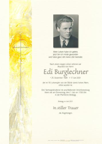 Parte von Edmund Burglechner