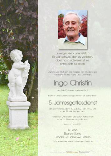 Parte von Ingo Christin