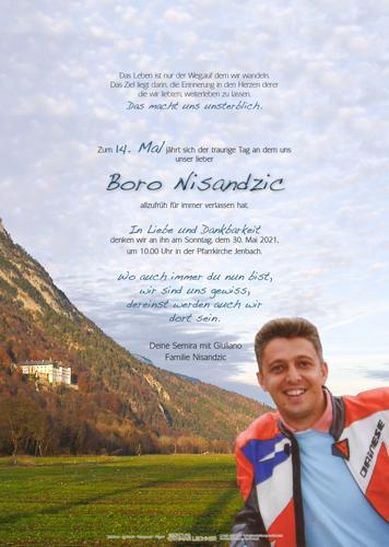 Parte von Boro Nisandzic