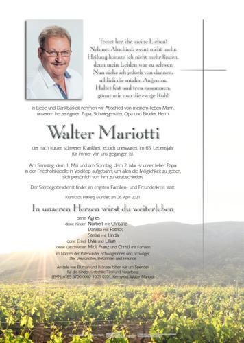 Parte von Walter Mariotti
