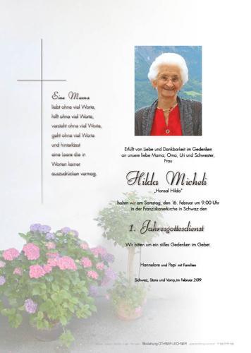 Parte von Hilda Micheli