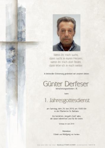 Parte von Günter Derfeser
