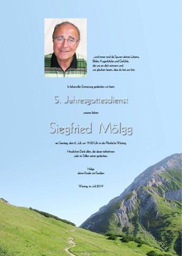 Parte von Siegfried Mölgg