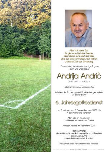 Parte von Andrija Andric