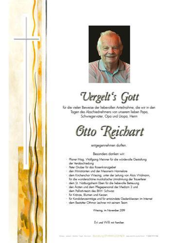 Parte von Otto Reichart