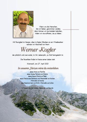 Parte von Werner Kogler