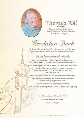 Parte von Theresia Pöll