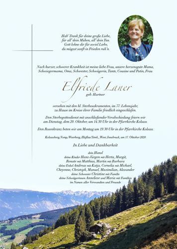 Parte von Elfriede Laner