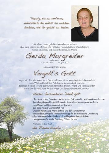 Parte von Gerda Margreiter