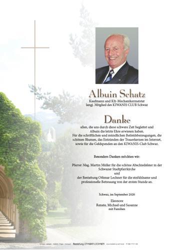 Parte von Albuin Schatz
