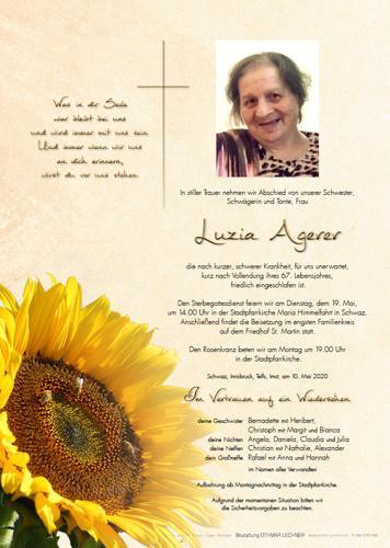 Parte von Luzia Agerer