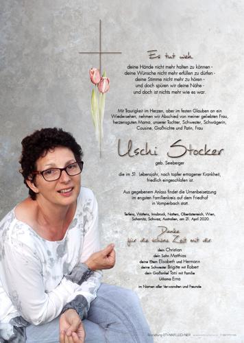 Parte von Ursula Stocker
