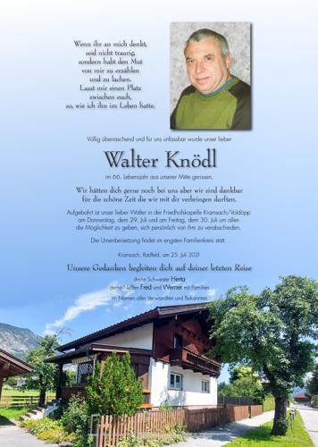 Parte von Walter Knödl