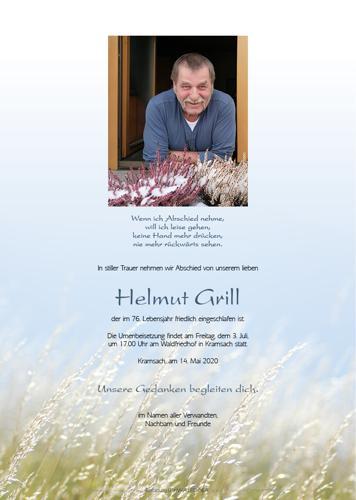 Parte von Helmut Grill