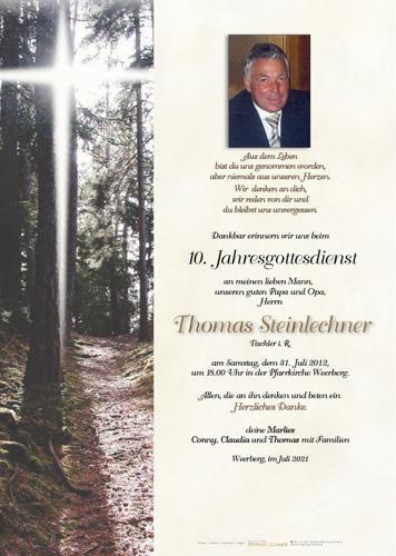 Parte von Thomas Steinlechner