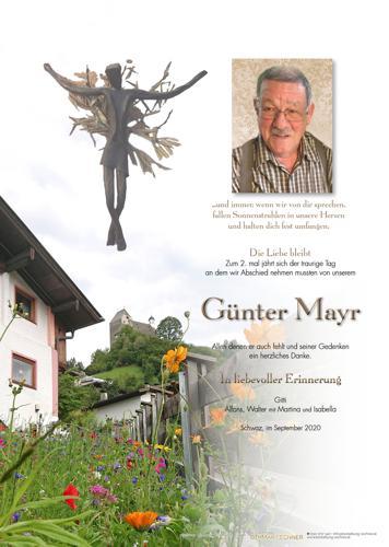 Parte von Günter Mayr