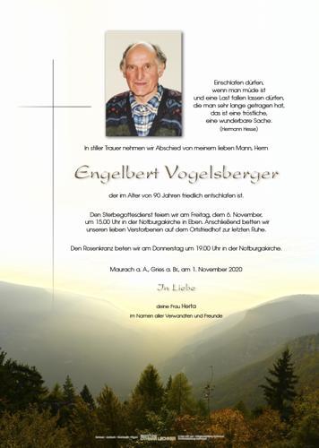 Parte von Engelbert Vogelsberger