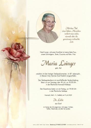 Parte von Maria Loinger