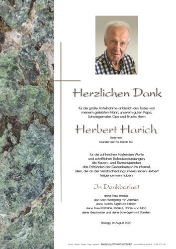 Parte von Herbert Harich