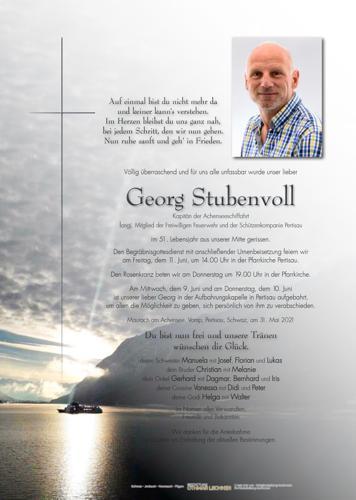 Parte von Georg Stubenvoll