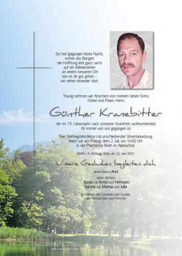 Parte von Günther Kranebitter