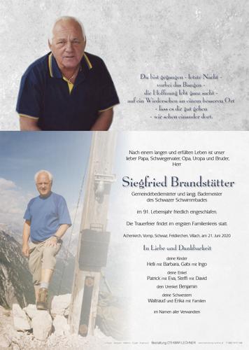 Parte von Siegfried Brandstätter